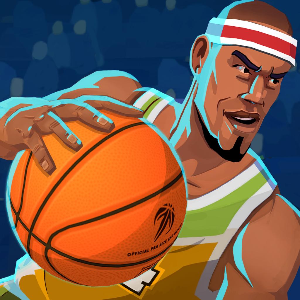 iPhone, iPad: »Rival Stars Basketball«