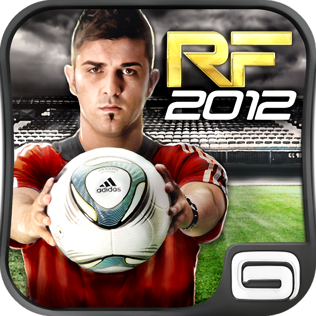 Real Football 2012 iOS